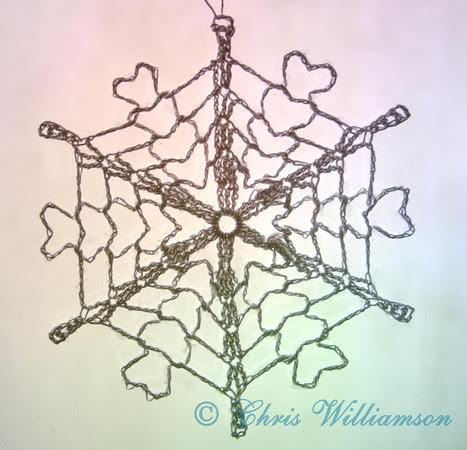 Chris Williamson's Castaway Snowflake