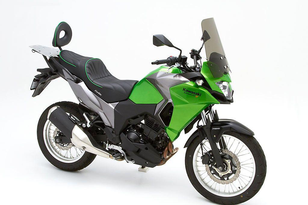 Corbin Motorcycle Seats Accessories Kawasaki Versys 1000