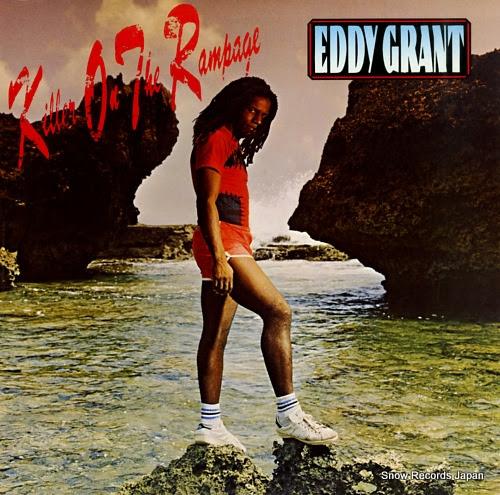 GRANT, EDDY killer on the rampage