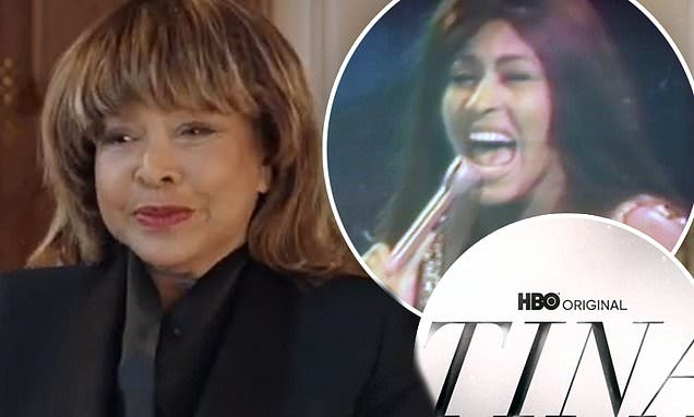 Tina Turner offers never-before-seen footage of her life in teaser trailer for the documentary Tina