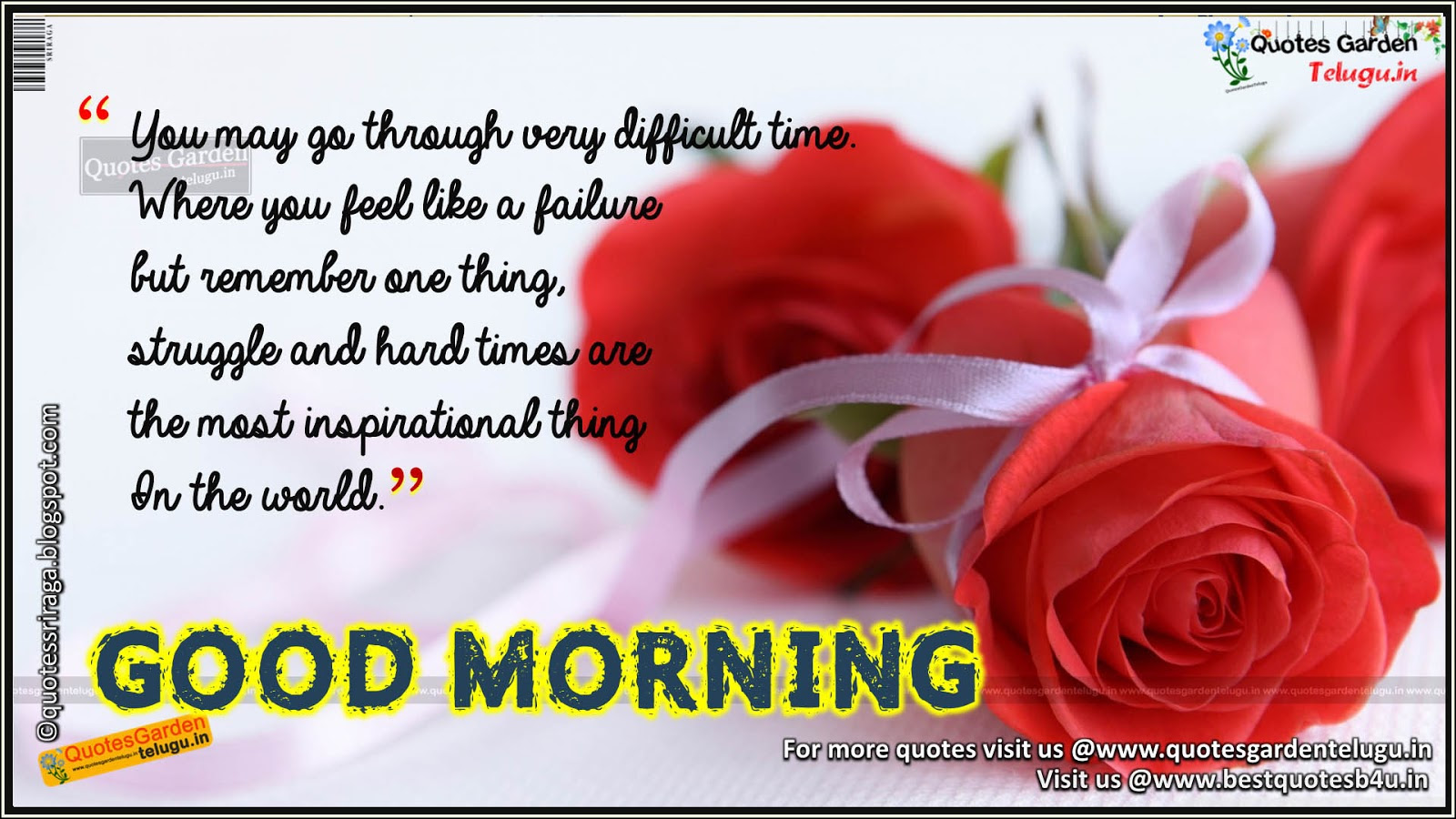 Good Morning Images With Heart Touching Quotes In Hindi Archidev