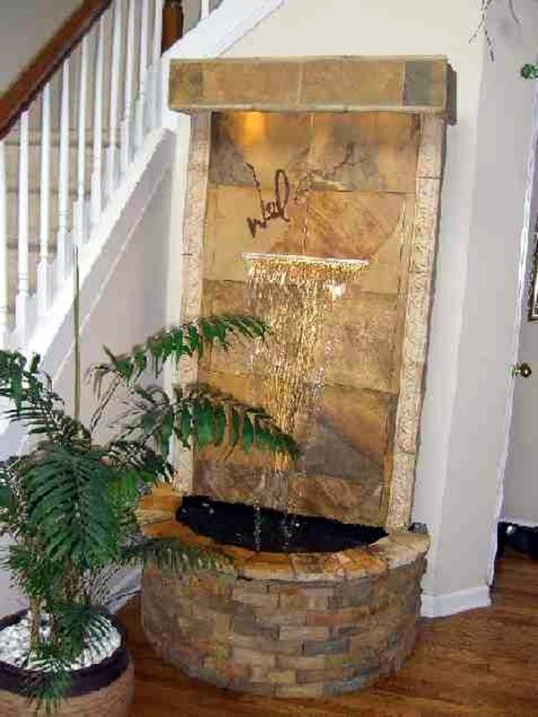 Relaxing Indoor Fountain Ideas (28)
