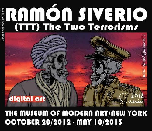 (LDT) Los Dos Terrorismos / (TTT) The Two Terrorisms by Ramón Siverio