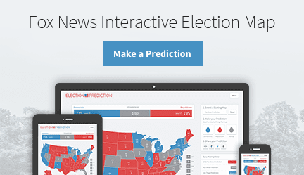 Fox News Interactive Election Map