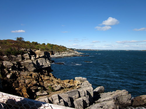 From Cape Elizabeth