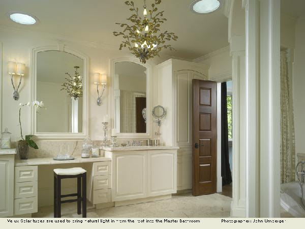 master bathroom lighting | Simply Rooms (by design)