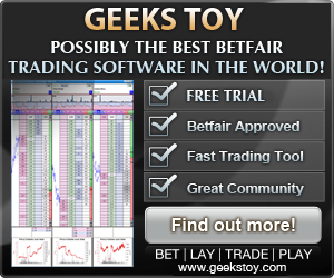 Betfair Trading Software