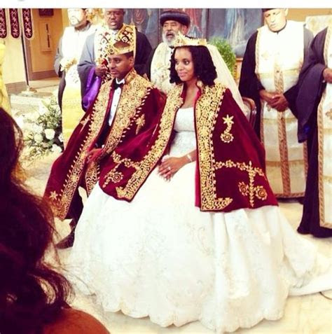 Royalty ? Ethiopian Wedding   Habesha
