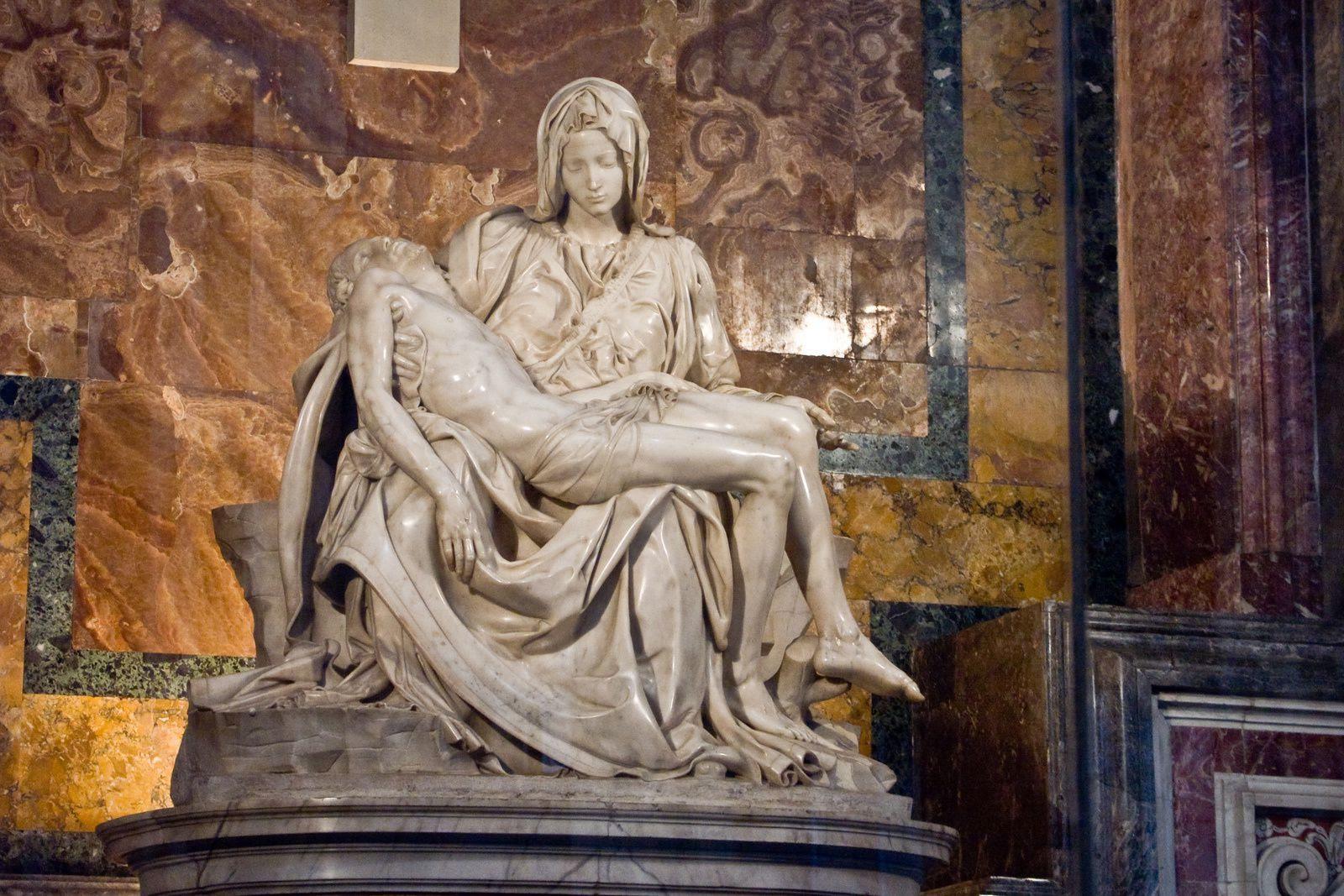 Résultats de recherche d'images pour «La Pietà»