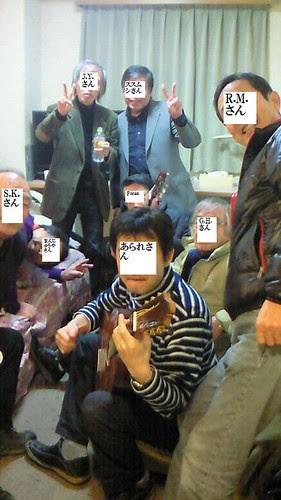 深夜の情報交換会 2012年1月9日0:36am by Poran111