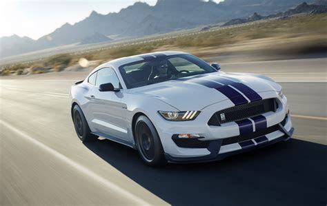 ford shelby gt revealed  powerful na ford