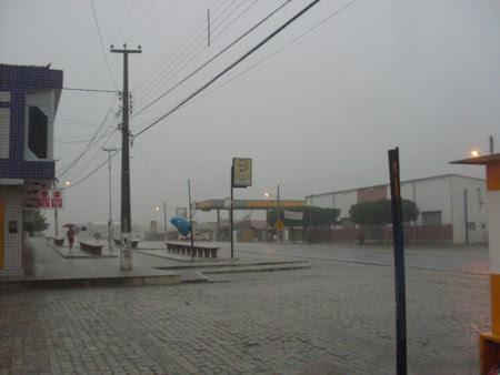 Resultado de imagem para fotos da cidade de acari com chhuva rn
