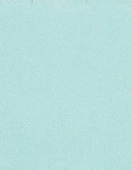 STANDARD size JPG CONFETTI SNOW dot paper day (light turquoise) 350dpi