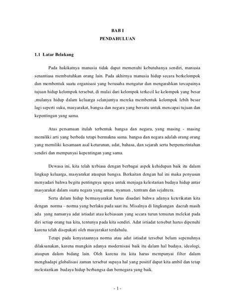 Contoh Makalah Demokrasi Pancasila - Wall PPX