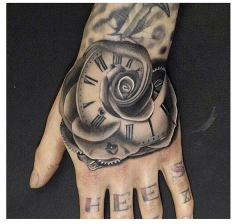 pin leslie castillo hand tattoos