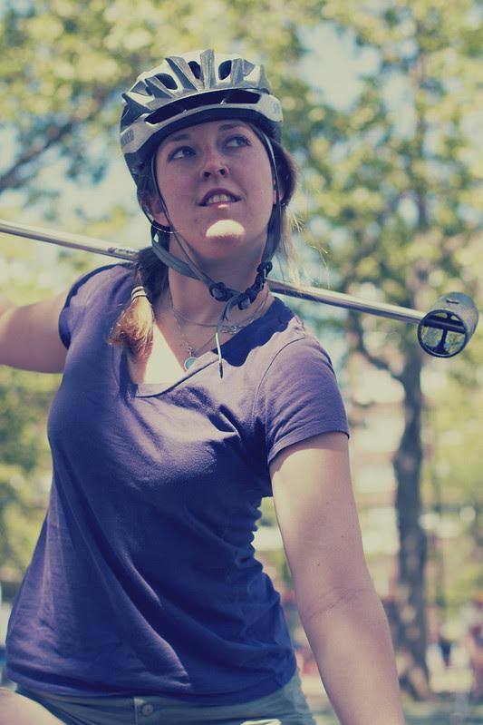 molly bike polo