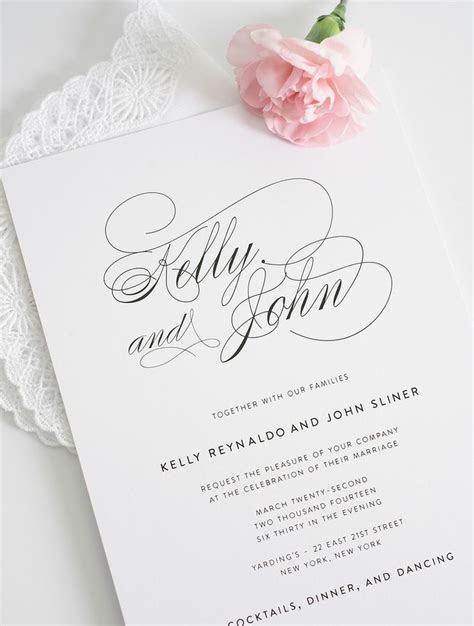 Best 25  Elegant invitations ideas on Pinterest   Wedding