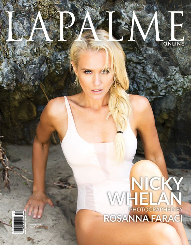 NICKY WHELAN in LaPalme Magzine, July 2017