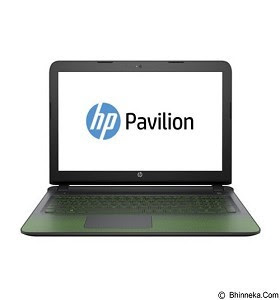 HP Pavilion 15-ak050TX Non Windows [W0J13PA] - Black
