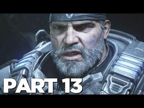 Gameplay GEARS 5 Walkthrough Gameplay Part 13