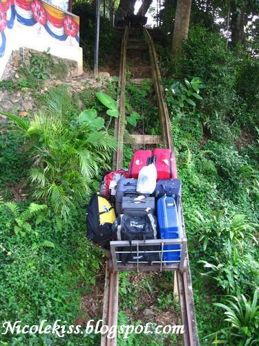 luggage machine
