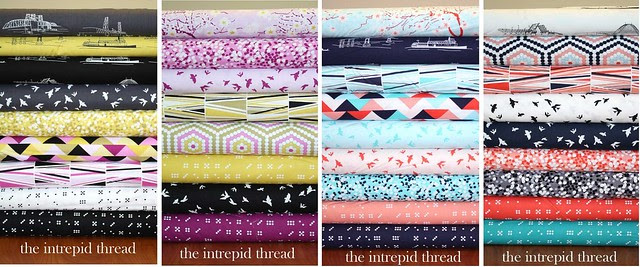Waterfront for Friday's Fabric GIveaway!!