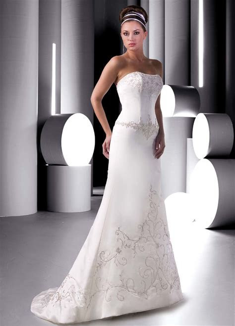China Designer Wedding Dress 2010   China white Designer