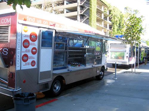 Food Truck Benefit for Haiti: Louks to Go Truck