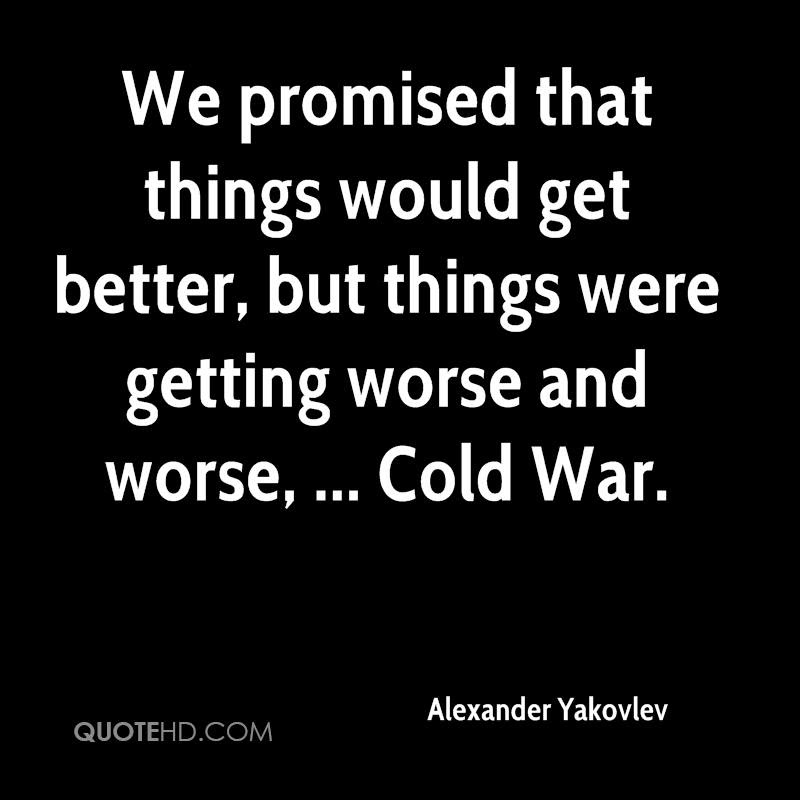 Alexander Yakovlev Quotes Quotehd