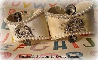 Baseball Cuffs, Classic 4