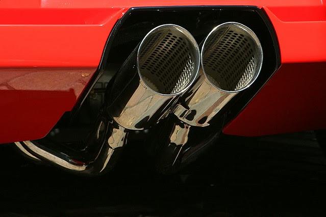 Murcielago Exhaust