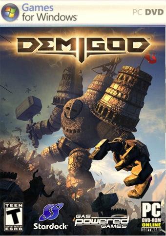 Demigod - Á Thần Xung Trận Sở hữu các yếu tố nhập vai, hành động và chiến thuật