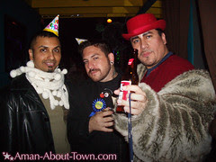 Jeremy Lucido's Birthday at Spotlight