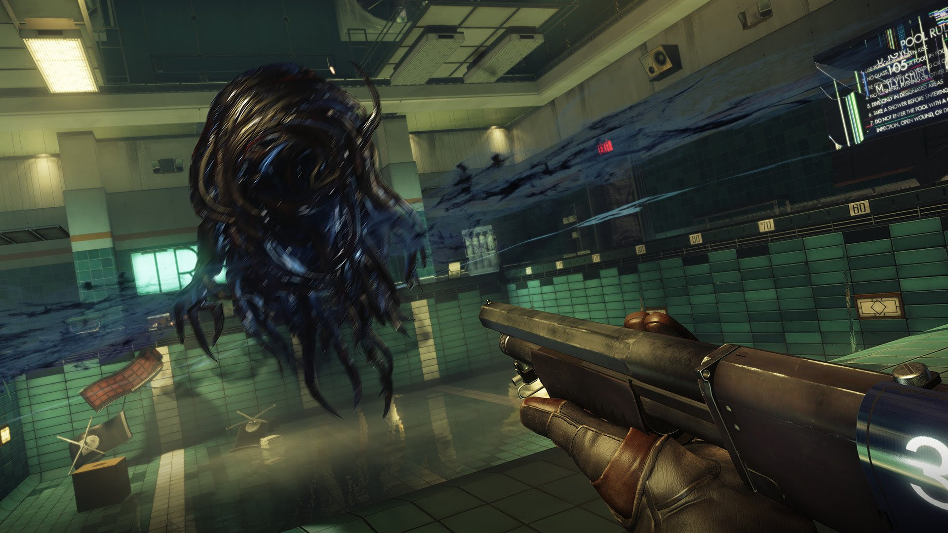 New Prey update targets screen-tearing and stuttering on PS4 screenshot