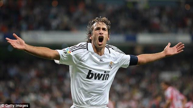 Benchmark: Ronaldo must score 113 more times to catch Spanish striker Raul's tally