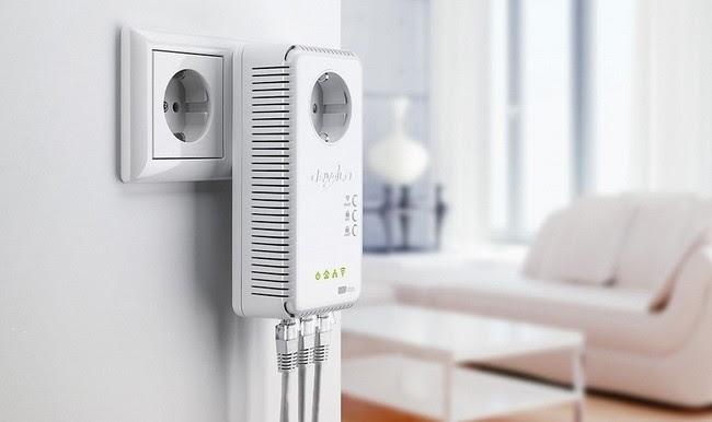 Dlan 500 Av Wireless Living Room Xl 600