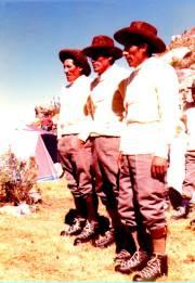 expedicion al Aconcagua, 1972