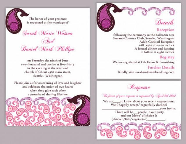 Editable Hindu Wedding Invitation Templates Free Download Many Template