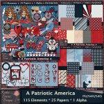 A Patriotic America - TS