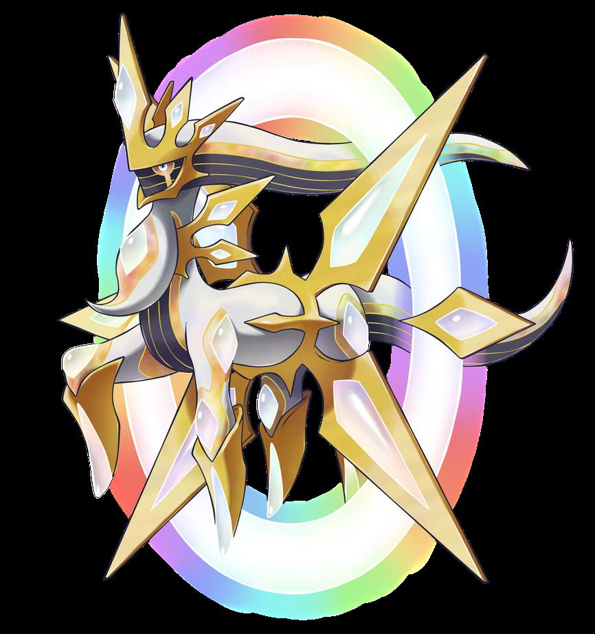 Mega Arceus : pokemon
