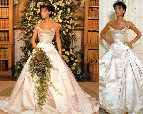 Victoria Beckham to design Angelina Jolie's wedding dress
