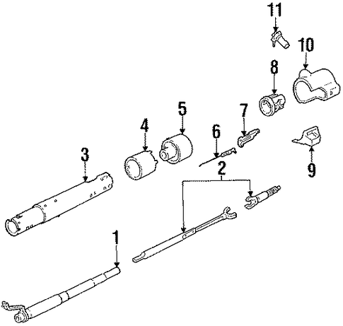 29 1984 Chevy Truck Steering Column Diagram - Wiring ...