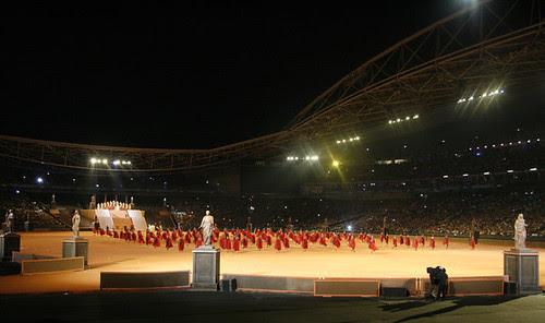 Ben Hur (22 October 2010)