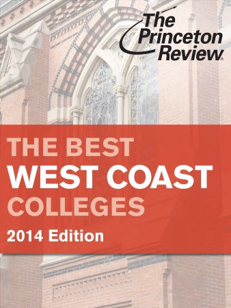 The Best West Coast Colleges 2014 Edition