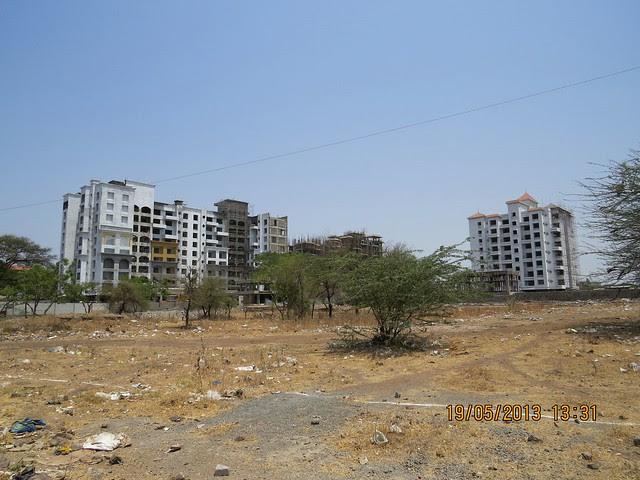 Karia Builders' Konark Krish - Visit Atlantica East, 2 BHK & 3 BHK Flats at Keshavnagar, Mundhwa, Pune 411052