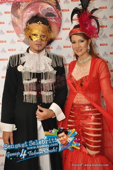 Artis di Party Masquerade