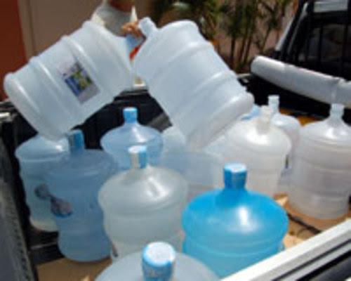 ORIENTAÇÃO - Manuseio e  comercialização dos garrafões devem seguir  regras de resolução