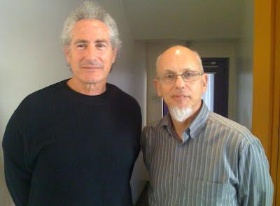 Barry Gifford (Left) / Steve Seid (Right)