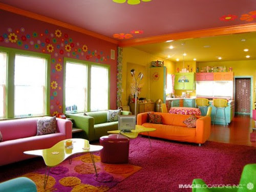 Creative Decorating Ideas that Gives Girly Atmosphere | Decorating ...