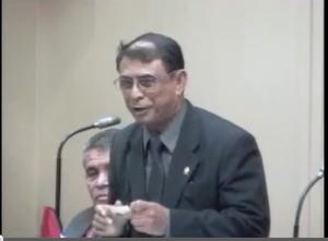 """Diputado Chavarría se """"disculpará"""" en el Congreso por comentario machista (Vídeo)"""